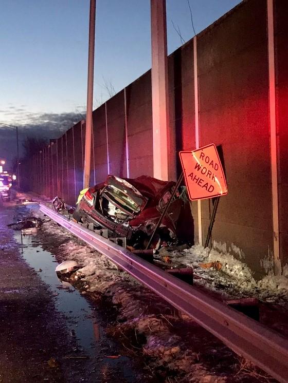 Gary Man Killed in Single Vehicle Crash on I-80/94 | Indiana 105