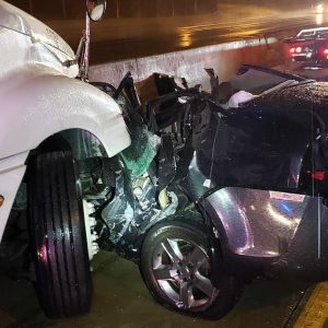 Alcohol & Heavy Rains Believed Factor in Fatal Crash on I-80/94