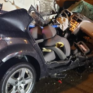 Alcohol & Heavy Rains Believed Factor in Fatal Crash on I-80
