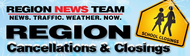 Region Cancellations | Indiana 105 | THE Country Station