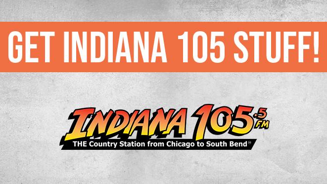 Get Indiana 105 Stuff!