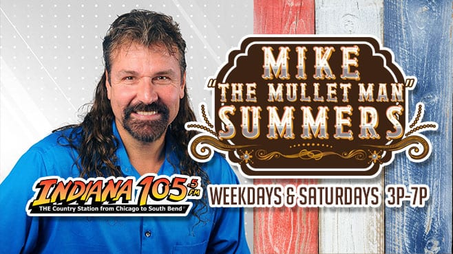 """Mike """"The Mullet Man"""" Summers"""