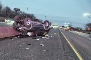 Hit-and-Run Crash on I-80/94 Injures Chesterton Woman | Indiana 105